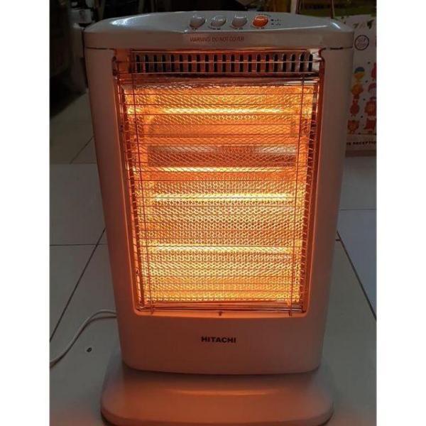 Quạt sưởi đèn sưởi Hitachi 3 Bóng DH 168 1200W ( SALE ) - GIA DỤNG TỐT - GIÁ TỐT