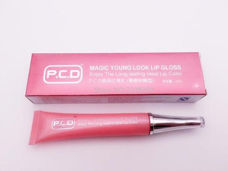 Dưỡng môi trị thâm kích màu môi PCD dòng chuyên dưỡng ẩm trong phun xăm thẩm mỹ  20mL (Màu Hồng sen) / dcpxtrangphamsg giá rẻ