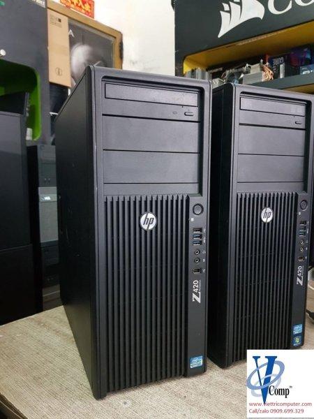 Bảng giá Máy tính MÁY TRẠM HP Z420 Chuyên đồ họa /Game nặng. Hàng nhập khẩu Mỹ, Nhật / bảo hành 3 tháng Phong Vũ