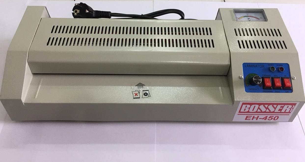Máy Ép Nhựa Plastic Bosser EH 450