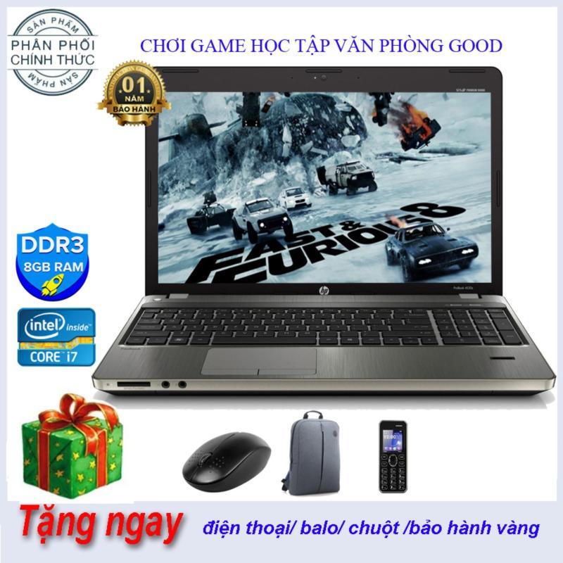 Laptop HP 4730S i7/SSD120G/8G Hàng Nhập Khẩu Japan Giá sinh viên full box tặng kèm thêm HDD250G