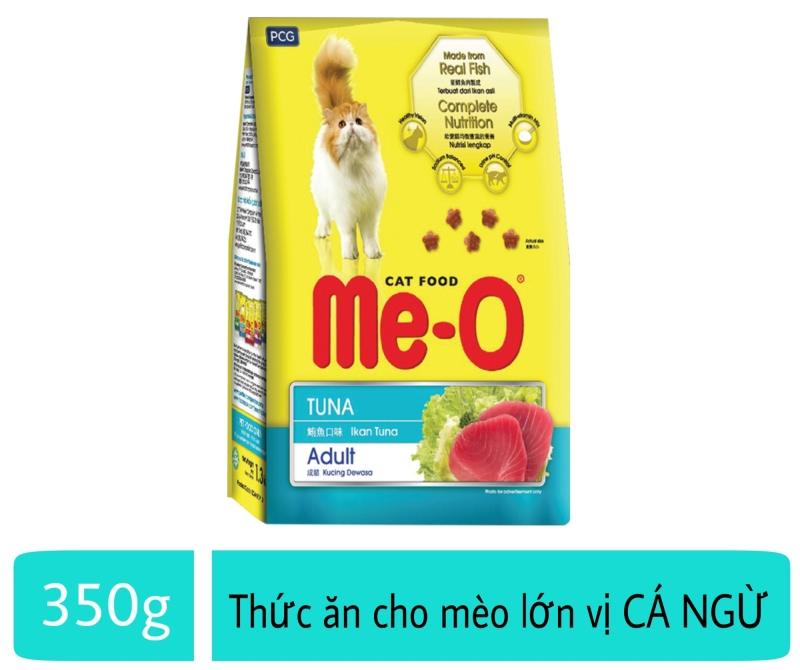 Thức ăn dạng hạt cho mèo lớn ME-O 350gr ( vị Cá Ngừ)