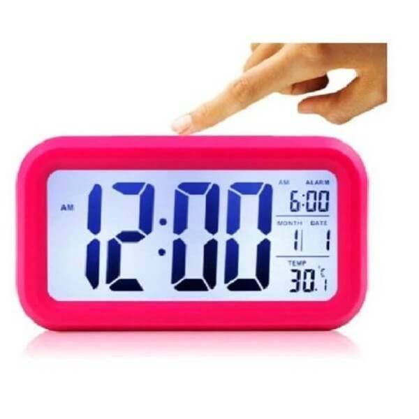 Nơi bán (FREE 3 PIN) Đồng hồ báo thức - Đồng hồ Để bàn - DH011 - Đồng hồ Led - Đồng hồ trang trí