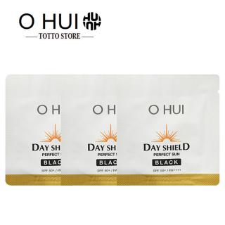 [10 gói] Kem chống nắng Ohui Black Day Shield Perfect Sun Pro SPF50+ PA++++ 1mlx10 thumbnail