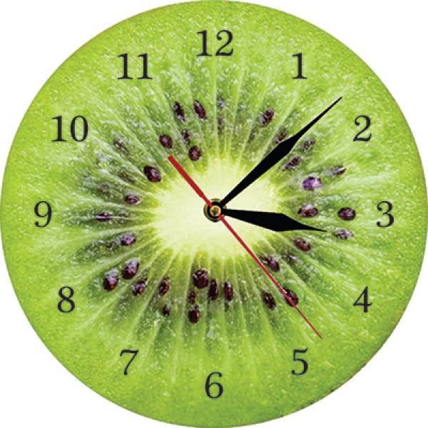 Nơi bán đồng hồ treo tường quả kiwi đáng yêu