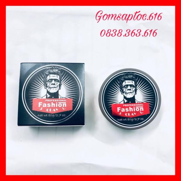 Sáp vuốt tóc  FASHION CLAY chuẩn salon giữ nếp tặng lược/ wax vuốt tóc/ keo vuốt tóc/ sap vuot toc/ wax/combo giá rẻ