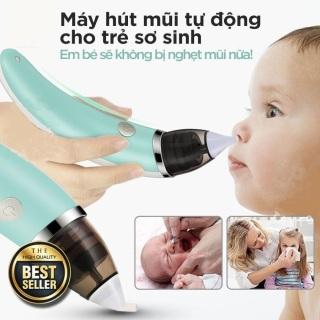Dụng cụ hút mũi - Vệ sinh hút mũi cho bé sơ sinh an toàn ...Máy Hút Mũi An Toàn, Chính Hãng, Giá Tốt- được làm từ chất liệu an toàn cho trẻ em,hiệu quả tức thì...BẢO HÀNH 3 THÁNG thumbnail