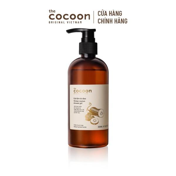 Gel tắm bí đao Cocoon 300ml giá rẻ