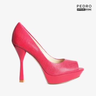 PEDRO - Giày cao gót hở mũi thời thượng PW1-25580310-1-08 thumbnail