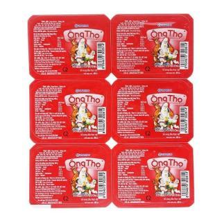 [HCM]Sữa đặc có đường Ông Thọ đỏ - Vỉ 6 hộp x 40g thumbnail