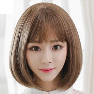 Tóc giả nữ Hàn Quốc + Tặng kèm lưới T243 thumbnail