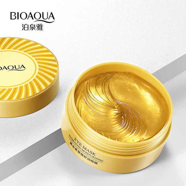 Hũ 60 miếng Nạ Mắt Bioaqua Collagen