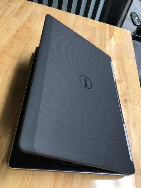 Bảng giá Laptop Dell Precision 7510, i7 6820HQ, 16G, ssd 128G + hdd 500G, M1000M, 15.6in, Full HD, zin 100%, giá rẻ Phong Vũ