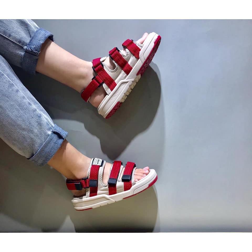 Giày Sandal Nữ Cao Cấp Xuất Khẩu Thời Trang VENTO Giày Xăng đan Nữ Kiểu Dáng Thể Thao NV1001 Đang Có Ưu Đãi