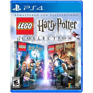 Đĩa Game PS4 Lego Harry Potter Collection thumbnail
