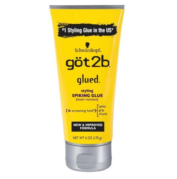 Gel vuốt tóc Got 2b Glued Schwarzkopf - 170gram nhập khẩu