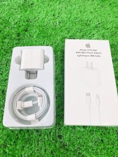 Bộ sạc nhanh 20w Cho IPhone 12 12 Pro Max IPhone 11 11 Pro Max X XS Max 8 8 Plus thumbnail