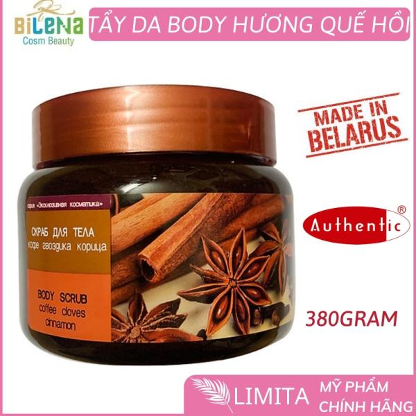 (CHÍNH HÃNG AUTH )Tẩy tế bào chết quế hồi Eksklyuziv Kosmetik chiết xuất thiên nhiên (380gram) limita-store