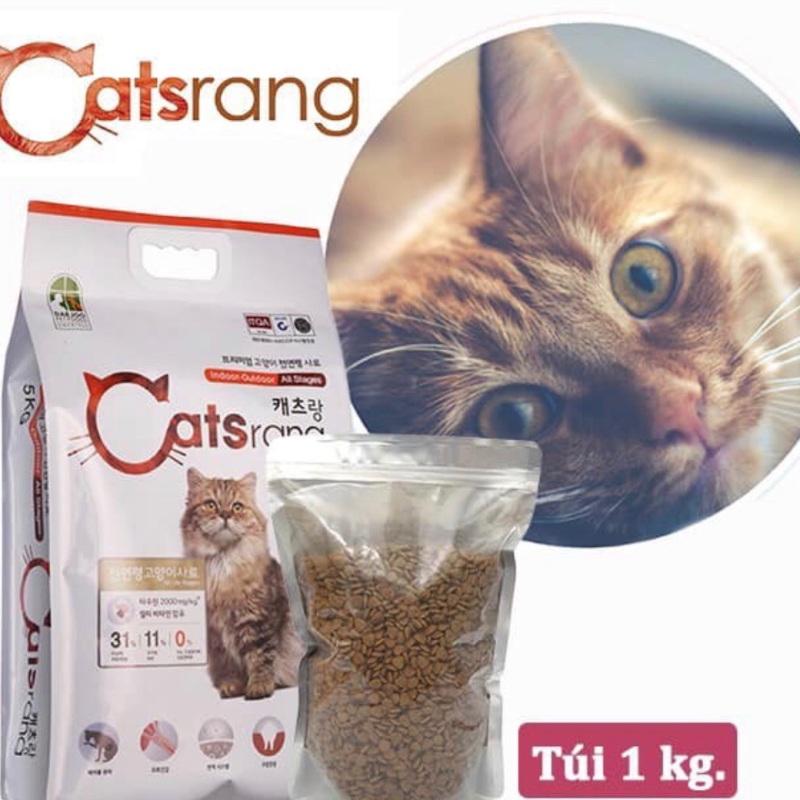Catsrang-  thức ăn cho mèo