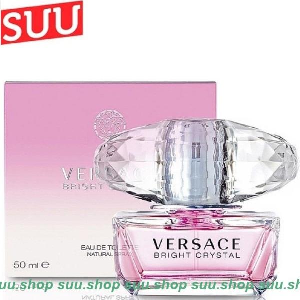 Nước Hoa Nữ 50ml Versace Bright Crystal chính hãng