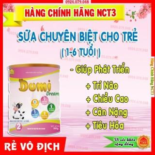 ( Rẻ vô địch ) Sữa Bột Cho Trẻ Từ 1-6 Tuổi DUMI DREAM ( 400g ) [ Sản phẩm công ty NCT3 ] thumbnail