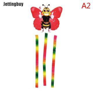 Jettingbuy Diều Ngoài Trời Bướm Bay Diều Trẻ Em Trẻ Em Đồ Chơi Thể Thao Vui Nhộn thumbnail