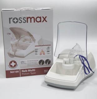 Máy xông khí dung Rossmax NA90 Xông mũi, họng và hút dịch mũi Bảo hành 8 Năm - Rossmax NA90 thumbnail