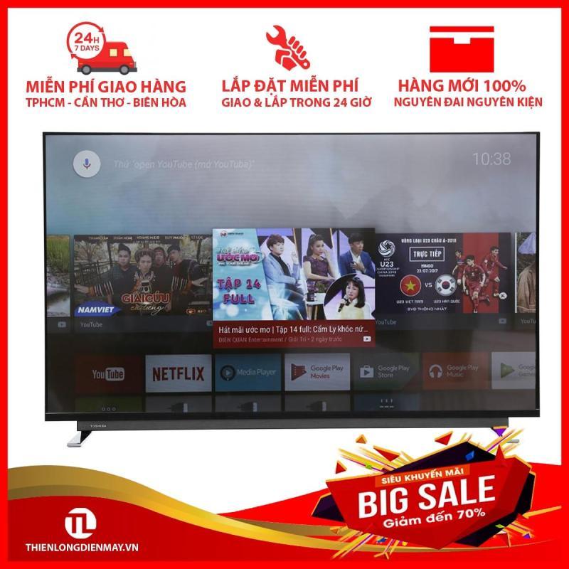 Bảng giá Smart tivi Toshiba 65 inch 65U9750