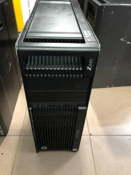 Bảng giá XÁC MÁY HP Z640 WORKSTATION CHẠY 2 CPU XEON V3, V4 (CHUYÊN ĐỒ HỌA NẶNG) Phong Vũ