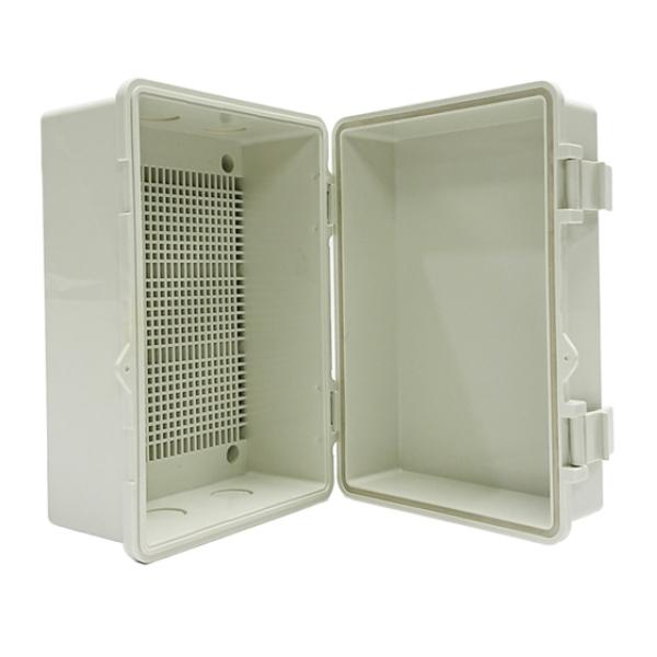 Tủ điện trong nhà và ngoài trời chống cháy và chống nước LiOA JL-00C 235x178mm