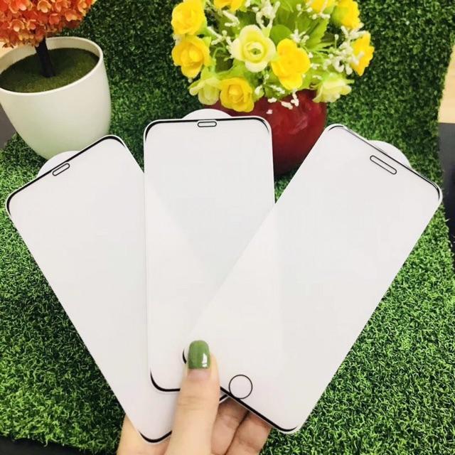 Giá KÍNH CƯỜNG LỰC VIỀN TRONG ,Full Màn cho iphone 6/7/8G/6+/7+/8+/X/XS/XS MAX