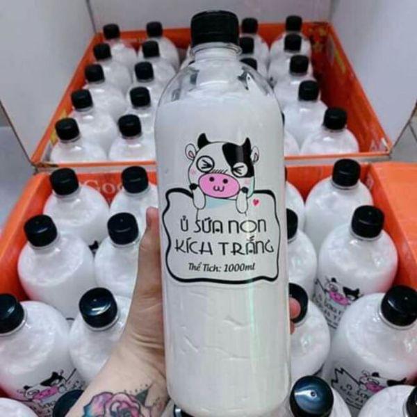 1000ml ủ sữa non cô đặc kích trắng giá rẻ