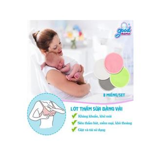 Miếng lót thấm sữa giặt được của good mama thumbnail