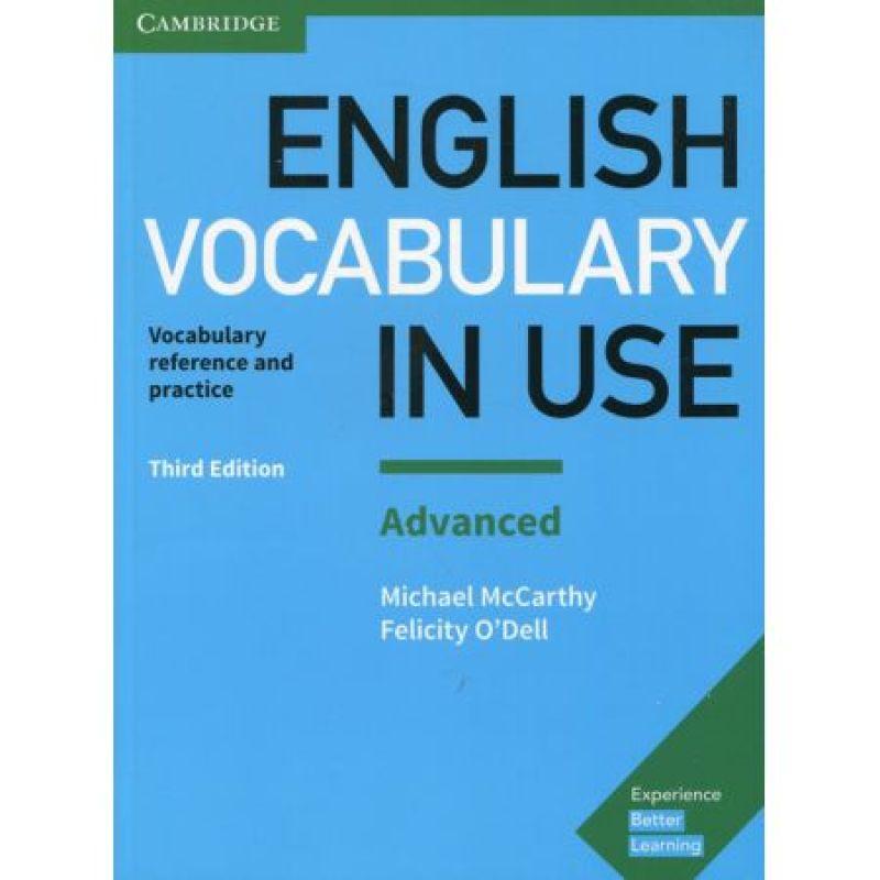 Cam Vocabulary - Advanced