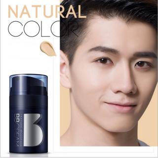 Kem che khuyết điểm BB CREAM dành cho nam giới che phủ hoàn hảo các khuyết điểm trên mặt, che mụn, màu tự nhiên, có dưỡng ẩm làm trắng da 50g MAP-DNT110011 thumbnail