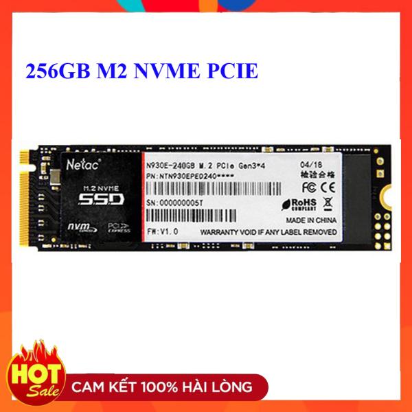 Giá Ổ cứng SSD Netac N930E 256GB 128GB NVMe PCIe