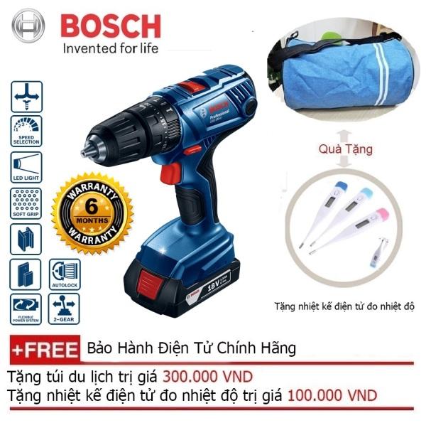 Máy khoan động lực dùng pin Bosch GSB 180-LI