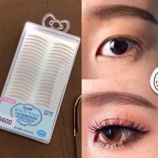 120 Miếng Dán Mí KELI Beauty Tools Eyelid Stickers No.6600 - Size S thumbnail