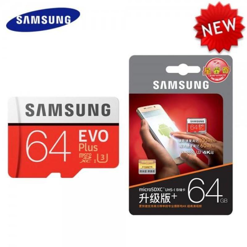 Thẻ Nhớ Micro SD Samsung evo 64G Class 10