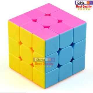 Đồ Chơi Rubik 3x3x3 - Rubik Magic Cube 3x3 Promotion HÀNG XỊN xoay cực mượt (shop có đủ rubik 2x2x2, 3x3x3, 4x4x4, 5x5x5, 6x6x6, 7x7x7) thumbnail