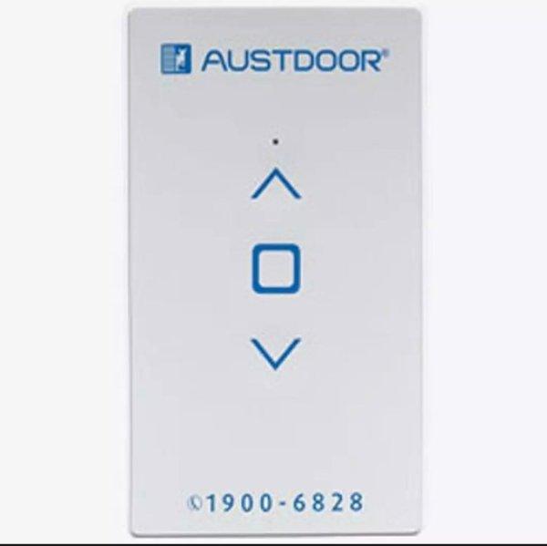 Công tắc - Nút bấm âm tường AT2 điều khiển cửa cuốn Austdoor