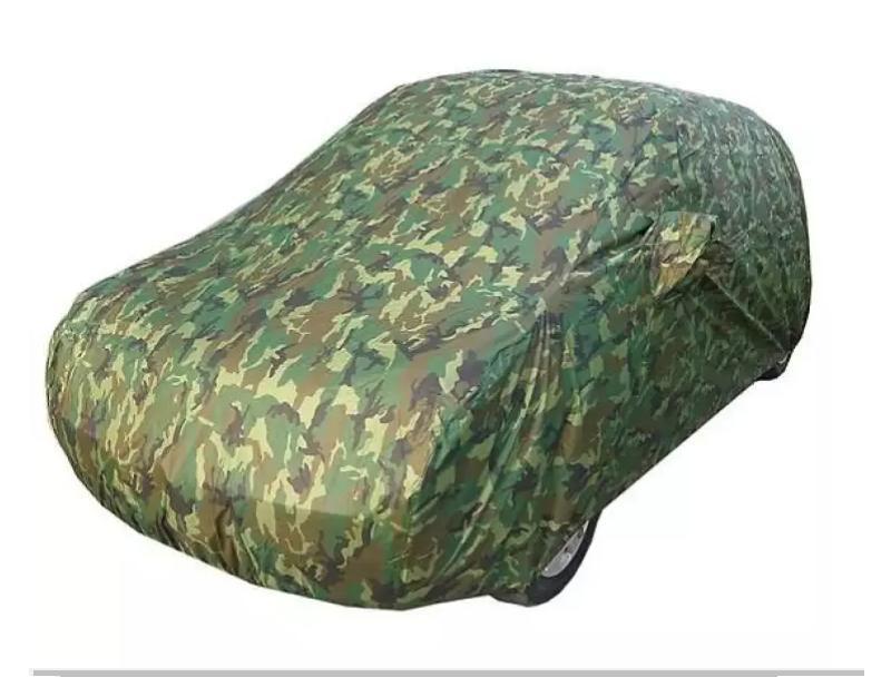 Bạt phủ bảo vệ xe ô tô 7 chỗ vải dù chống thấm