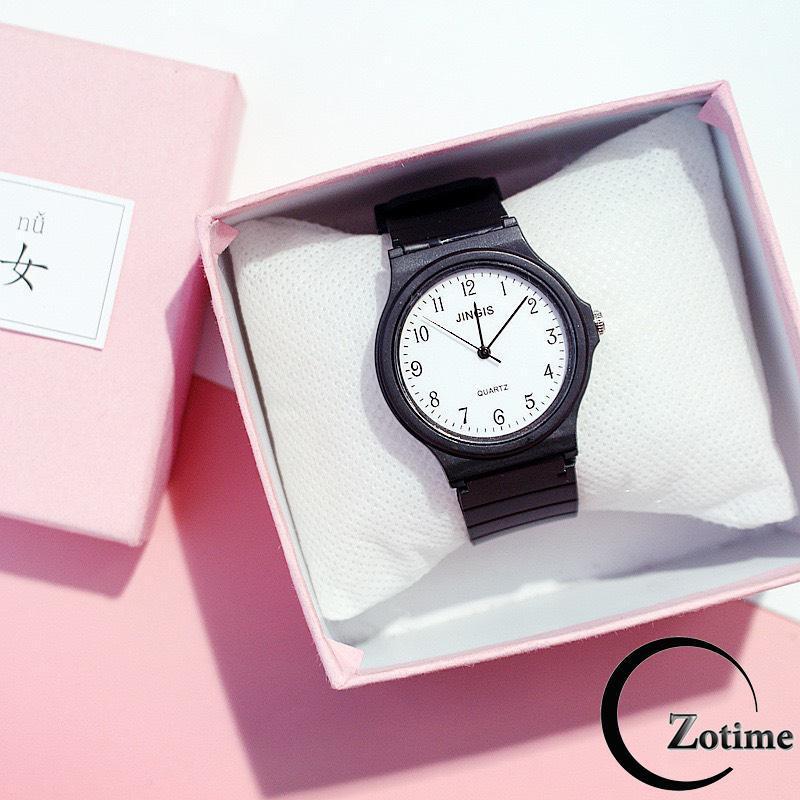 Nơi bán Đồng hồ nam nữ thời trang năng động trẻ trung phong cách Hàn Quốc ZO83