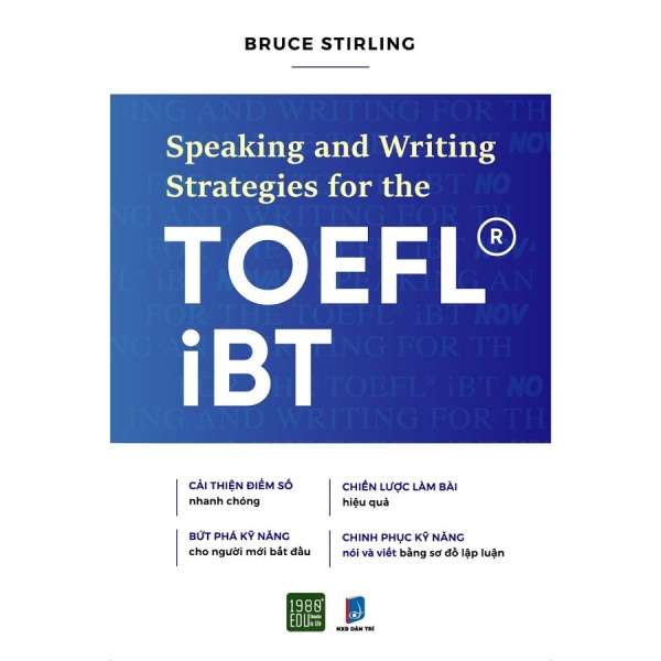 Mua Spearking and writing strategies for the TOEFL  IBT