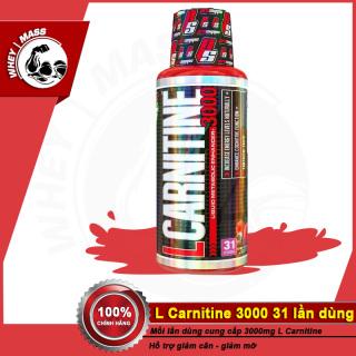 Thực Phẩm Bổ Sung Đốt Mỡ Cực Đỉnh Prosupps L Carnitine 3000 31 Lần Dùng thumbnail