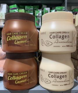 Hấp ủ Collagen Avocado Karanz - 1000ml thumbnail