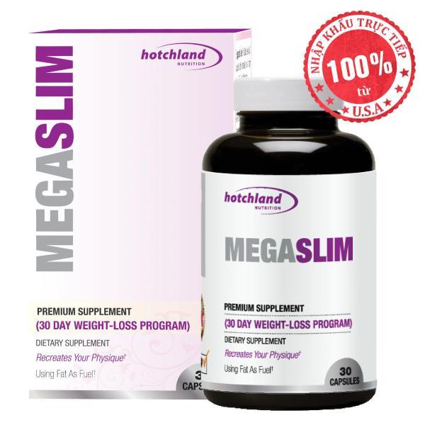 Thực phẩm chức năng giúp giảm cân Mega Slim cao cấp