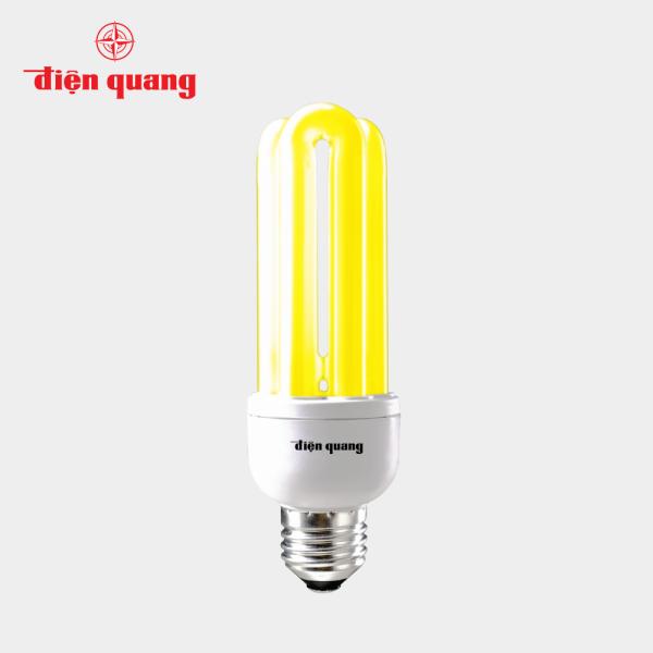 Đèn Compact CSN Điện Quang ĐQ-CFL-3U-T4-18W-WW-E27