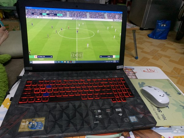 Bảng giá Laptop Asus TUF Gaming FX504GE-E4059T Phong Vũ