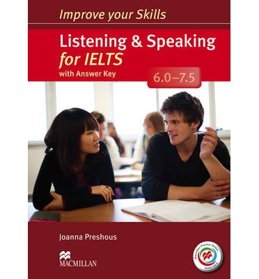 Fahasa - Improve Your Skills: Listening & Speaking for IELTS 6.0-7.5 Student's Book with Key & MPO Pack